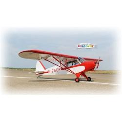 SUPER CUB PA-18 25-33cc SEMI ESCALA