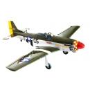 N.A. P-51D Mustang (ARTF)