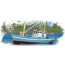 Aquacraft - Model Kit - Bristol Trawler - RTR