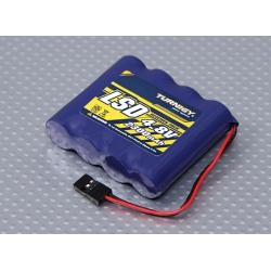 Turnigy LSD 4.8V 2300mAh Ni-MH Flat Receiver Pack