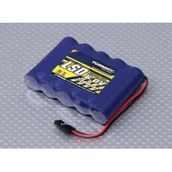 Turnigy LSD 6.0V 2300mAh Ni-MH Flat Receiver Pack