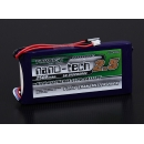 Turnigy nano-tech 2500mAh 3S1P 5~10C Transmitter Lipo Pack (Futaba 6EX and 3PKS)