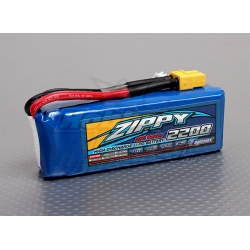 Z22003S-25  ZIPPY Flightmax 2200mAh 3S1P 25C