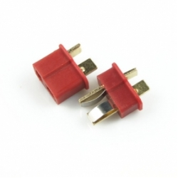 T plug with groove 1 par