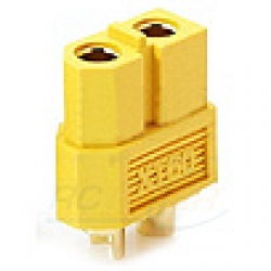 Female XT60 connectors (1 pc ) GENUINE