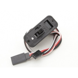 Switch Harness with Charging Socket and Battery Indicator Light