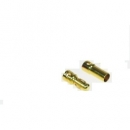 3.5mm gold plated connector (1 Par)