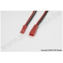 Extension lead BEC, silicon wire 20AWG (1pc)