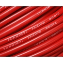 Turnigy Pure-Silicone Wire 14AWG (1mtr) RED