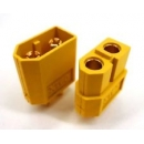 Nylon XT60 Connectors Male/Female (1pair) GENUIN