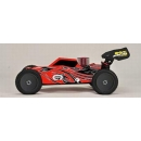 Thunder Tiger EB4 S2.5 FF  Buggy - Red