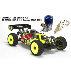 COMBO TLR EighT 4.0 + OS XR-B II + Escape EFRA 2135