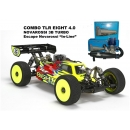 COMBO TLR EighT 4.0 + Novarossi 3B Turbo + Escape In-Line