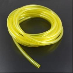 Tubo para gasolina  (7*4mm) Amarelo