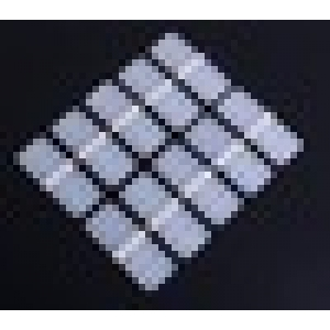 Nylon  dobradiça L11×W28mm  10pcs