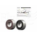 Angular bearing d5 D10 W4 (2u)