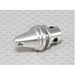 Prop adapter w/ Alu Cone 2mm shaft (Grub Screw Type)