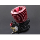 TrackStar SEG 21 Two Stroke Glow Racing Engine for Car