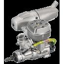 Motor GGT10 gasolina c/escape sem ignição
