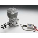 Motor  OS GT60 W/E-6020 Silencer