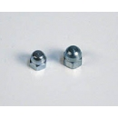 Hex.Domed Cap Nut M 3 DIN 1587 ( uni: 10)