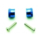 Wing bolts blue M4