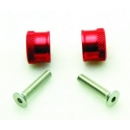 Wing bolts red M4