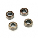 BALL BEARING SET TS- 5X10X4 TS-4OP Uni: 4