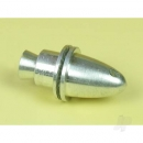 Small Collet Propeller Adaptor With Spinner (2mm)