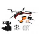 NAZA-M V2 + H3-3D + F450 ARF + Skid + Adapter