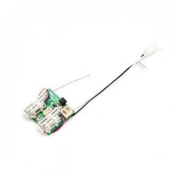 SPEKTRUM AR6410L 2.4GHz DSMX 6ch Ultra Micro RX c/ESC