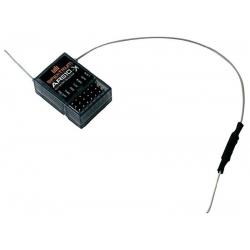 SPEKTRUM AR610 6 Canais 2.4 GHz DSMX