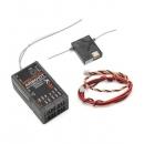 SPEKTRUM AR8010T 8ch c/Telemetria Integrada DSMX 2.4 GHz