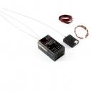 SPEKTRUM AR9320T 9ch Carbono c/Telemetria DSMX 2.4 GHz
