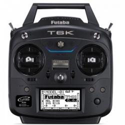 Futaba T6K 6ch 2.4GHz T‐FHSS AIR