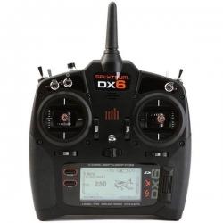 SPEKTRUM DX6 6 Canais 2.4 GHz DSMX Versão sem Receptor