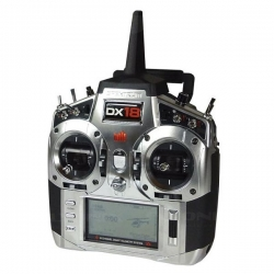 SPEKTRUM DX18 G2 18 Canais 2.4 GHz DSMX