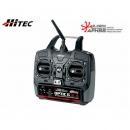 Rádio OPTIC-5  2.4GHZ Inclui TX + RX MINIMA 6T