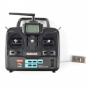 RadioLink T6EHP-E 2.4G 6CH Transmitter w/ R7EH Receiver