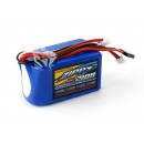 USADO: ZIPPY Flightmax 2100mAh 2S3P 7.4v Receiver Pack