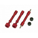 REX 600 N Canopy Mounting Set RED